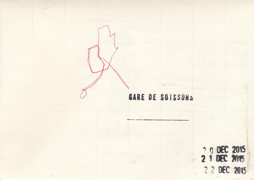 Soissons, du 20 au 22 décembre 2015